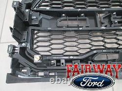 17 À 18 F-150 Svt Raptor Oem D'origine Ford Grille Complète Avec Des Lumières Nouveau