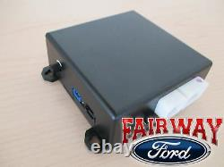 17 Super Duty Oem Genuine Ford Remote Start & Security System Kit Avec Hood Latch