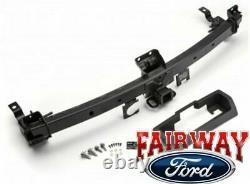 18 À 19 Explorer Oem Genuine Ford Tow Bar Trailer Hitch Kit 2 Récepteur