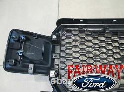 18 À 20 F-150 Oem Véritable Ford Code De Couleur Js Iconic Grille D'argent