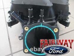 19 Mustang Thru 18 Prise D'origine Ford Pièces Oem Manifold 5.0l V8 Coyote Gt Nouveau