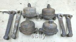 1928 1931 Modèle A Ford Shocks Avec Arms Original Set De 4 Avant Et Arrière 1929 1930