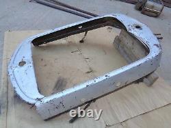 1930 1931 Modèle A Ford Ramassage Radiateur Grille Shell Rad Shroud Original