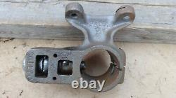 1936 Ford Voiture Steering Column Drop Bracket Support Original Brace 1935