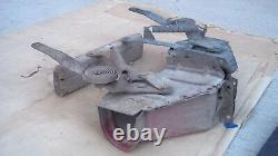1952 1953 1954 Ford Hood Charnières Avec Springs Paire Originale Gauche Droite Mercury