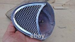 1955 1956 Chrysler Desoto Air Conditioning Vents Scoops Paire Originale A/c Hémi