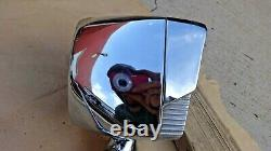 1956 1957 Lincoln Buick Unity H2-c Left Spotlight Mirror Accessoire Original