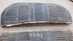 1964 Ford Galaxie 500 XL 4 Portes Assemblée De Satiere D'origine Fomoco 4dr Hardtop