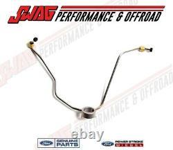 1997 Ford 7.3 7.3l Powerstroke Oem Genuine Fuel Supply Line Banjo Style