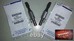 2 Véritable Ford 2004 2010 5.4l 3v Vct Variable Camshaft Timing Solenoid Factory