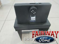 20 À 21 Explorer Oem Genuine Ford Console Combination Security Vault Gun Safe