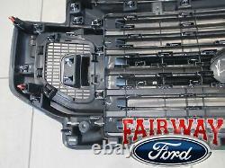 20 À Travers 21 Super Duty F-250 F-350 Limited Modèle Oem Genuine Ford Grille Grill