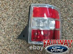 2012 Thru 2019 Flex Oem Vraie Ford Pièces Droit Passager Lampe De Queue Lumière