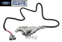 2015-2017 Véritable Ford Mustang Grille Light Up Translucide Chrome Running Horse
