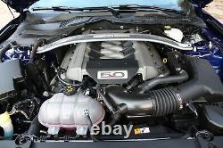 2015-2021 Véritable Ford Oem Mustang Gt 5.0 Moteur Strut Tower Brace Avec Écrous