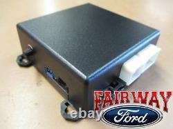 2016 2017 Focus Oem Genuine Ford Remote Start & Security System Kit Avec Auto Temp