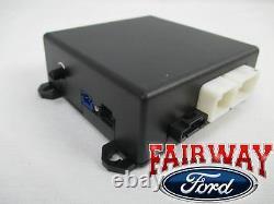 2017 Escape Oem Genuine Ford Remote Start & Security System 2 Fob Long Range