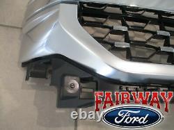 21 À 22 F-150 Oem Véritable Ford Satin Grille En Aluminium Grille Platinum Modèle