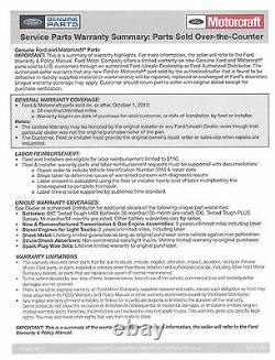 96-97 Ford 7.3l Powerstroke Diesel Genuine Motorcraft Oem Fuel Filter Logement