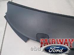 99 Thru 04 Mustang Oem Véritable Ford De Pare-brise Screen Screen Cowl Grille