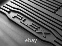 Ford Genuine Oem All-weather Floor Liner Floor Mat Set Ford Flex 2009-2018