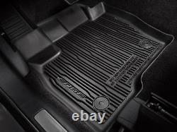 Ford Liner De Sol Véritable Oem Tous Les Temps 4 Pièces Ensemble Ford Edge 2015-2019