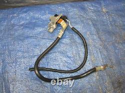 Genuine Oem Ford Focus Escape Système De Gestion De Batterie Cable Battery Négatif