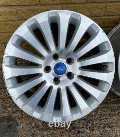Genuine Oem Ford Mondeo 17 5x108 Roues Alloyées X4 Connect Focus Volvo
