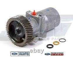 Late 04 Ford 6.0 6.0l Powerstroke Diesel Véritable Oem Pompe À Huile Haute Pression Hpop