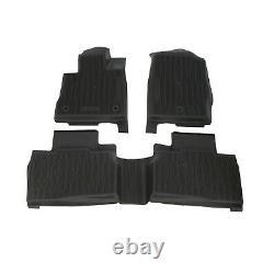 New Oem 2020-2021 Ford Explorer Tray Style Molded Floor Mats Set Genuine