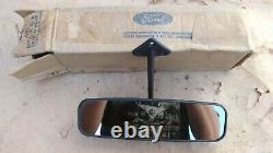 Nos 1972 1976 Ford Courier Rear View Mirror Original Ever Wing