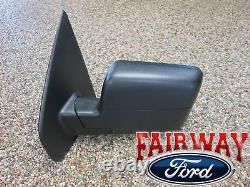 Nouveau Corps 04 05 06 F-150 Oem Véritable Ford Left Driver Power Heated Signal Mirror