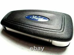 Orginal Genuine Oem Ford Transit & Custom 3 Btn Remote Clés Fob Id63 433mhz 2016