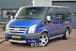 Real Oem Ford Transit Sport Custom St 18 Alliage Roue Ms Design Rare De Rechange