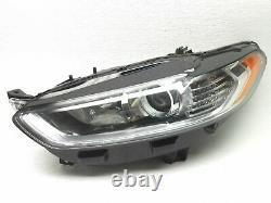 Véritable Assemblage De Phares De Gauche Ford Fusion Oem Ds7z13008b Belle Lumière D'occasion