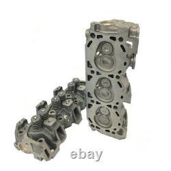 Véritable Ford 4.0l Tête De Cylindre 6cyles 90tm / 93tm Set / Pair Nouveau Oem
