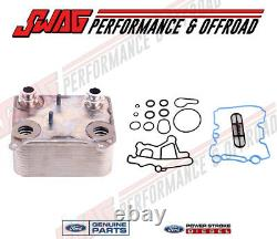 Véritable Ford Oem 6.0l Powerstroke Diesel Refroidisseur D'huile Moteur 3 Ans De Garantie