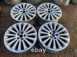 Véritable Oem Ford Mondeo Titanium X 17 5x108 Alliage Roues Focus Volvo