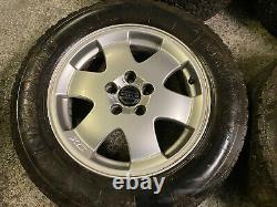 Véritable Oem Volvo Xc70 16 5x108 Alloy Wheels Ford V70 S40